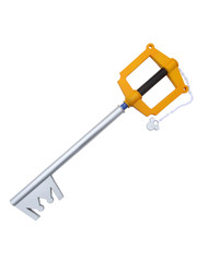 KINGDOM HEARTS - Keyblade of Sora - Kingdom Key - Cosplay Foam