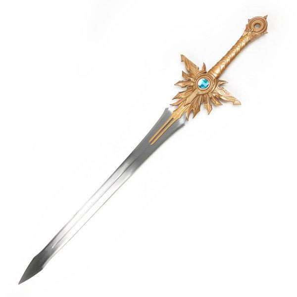 DIABLO 3 - Schwert der Gerechtigkeit - Erzengel Tyrael - El'Druin