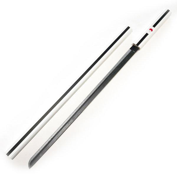 NARUTO - Schwert von Sasuke - Weiß - HOLZ Klinge