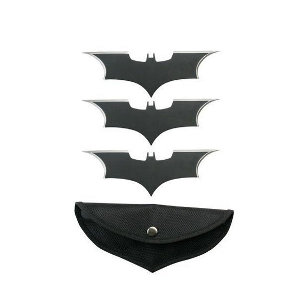 BATMAN - Batarang - Set of 3