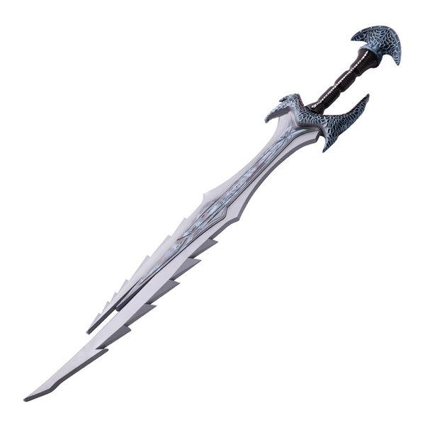 SKYRIM - Dremora - Daedrisches Krieger-Schwert 104cm - Cosplay-Schaumstoff