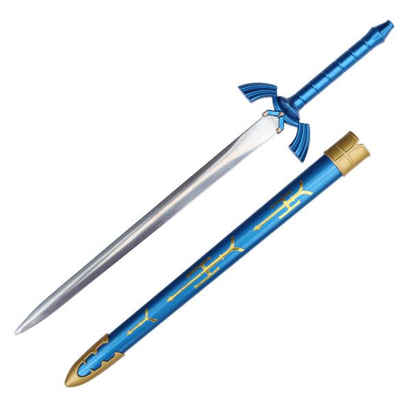 ZELDA - Meisterschwert von Link - Blau - Brieföffner