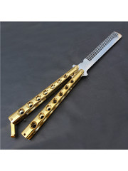 Butterfly Trainer - Comb - Gold