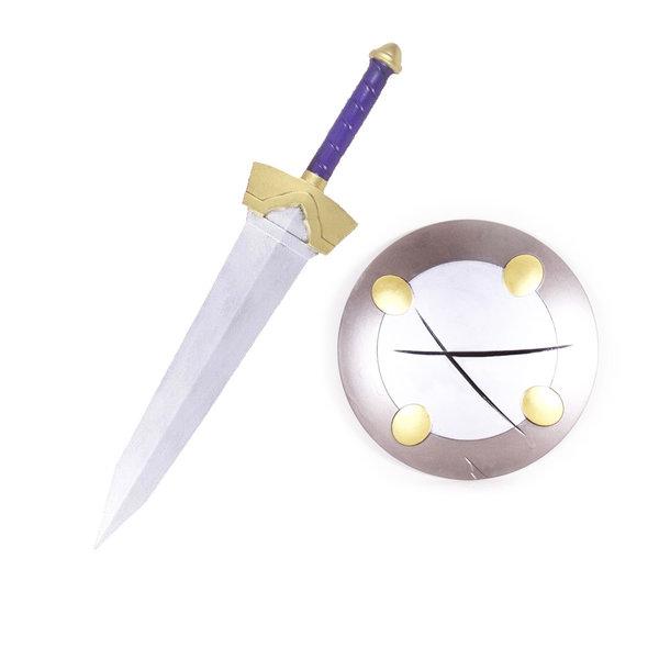 GOBLIN SLAYER - Shield and Sword Set - Cosplay Foam