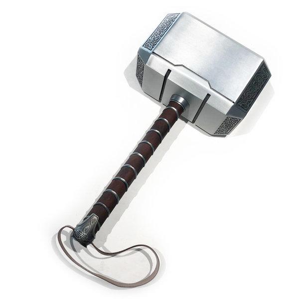 THOR - Mjolnir Hammer - Vollmetall-Hammer