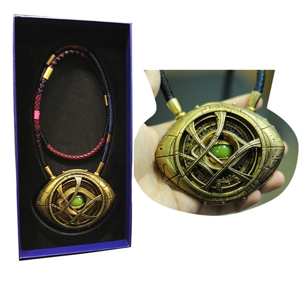 DOCTOR STRANGE - Eye of Agamotto amulet