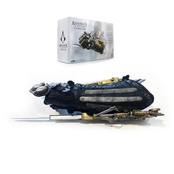 Assassins Creed Syndicate - Versteckte Klinge Spießrutenlauf von Jacob Frye