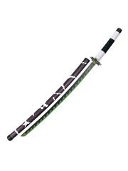 DEMON SLAYER - Sanemi Shinazugawa - Green Nichirin Blade