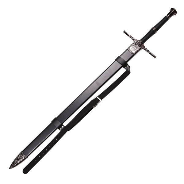 THE WITCHER 3 - Schwert des Geralts von Rivia - Menschliches Stahlschwert 4