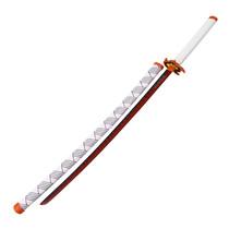 (PRE-ORDER) DEMON SLAYER - Kyojuro Rengoku v2 - Red Nichirin Blade (Available End oktober)