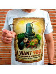 T-SHIRT - Dark Souls - I Want You