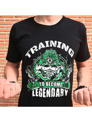 T-SHIRT - Dragon Ball Z - Brolly Gym