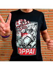 T-SHIRT - Dragon Ball Z - Roshi Oppai