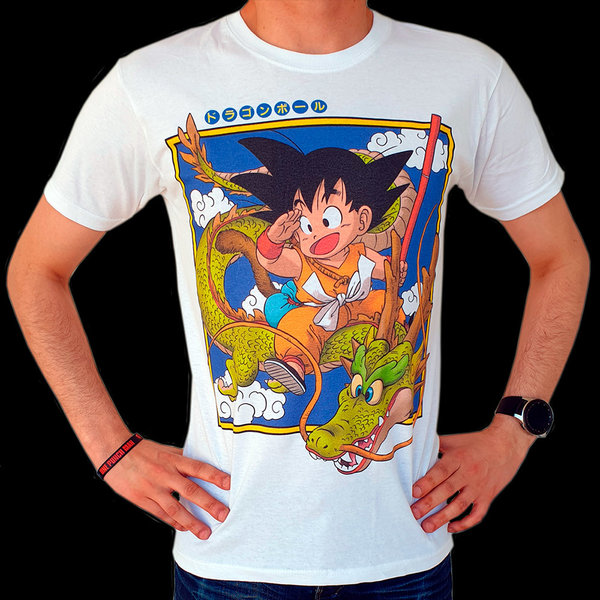 T-SHIRT - Dragon Ball - Goku Dragon