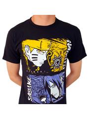 T-SHIRT - Naruto - Sasuke