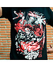 T-SHIRT - Demon Slayer - Tanjiro and Nezuko - Fire