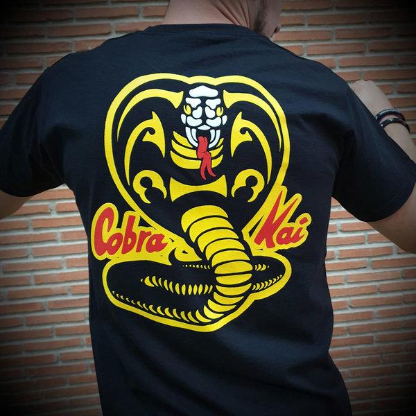 T-SHIRT - Cobra Kai