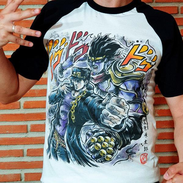 T-SHIRT - JoJo - Jotaro 2