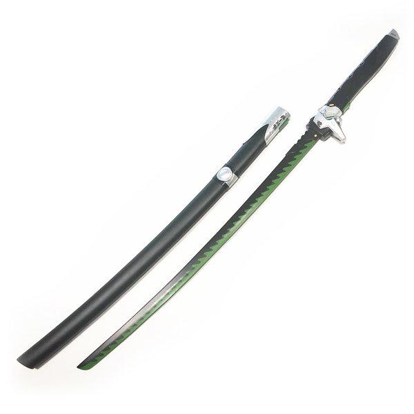 Genji Katana - Drachenklingen-Schwert - Metall
