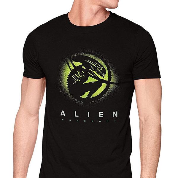 T-SHIRT - Alien Covenant Silhouette