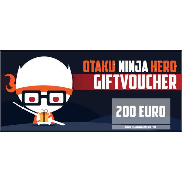 Gift Voucher 200 Euro