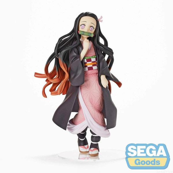 Sega Demon Slayer - Kimetsu no Yaiba - PVC Statue Nezuko Kamado (Sega Prize) 21 cm