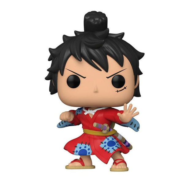 Funko One Piece POP - Luffy in Kimono - Luffytaro 9 cm