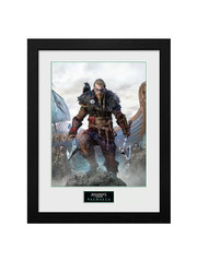 GB Eye Assassins Creed Valhalla - Collector Print - Framed Poster