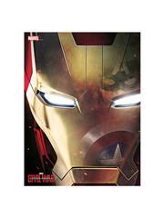 SD Toys MARVEL - Iron Man - Civil War - Poster en verre