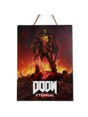 Doctor Collector Doom - WoodArts 3D - Art mural en bois Eternal 30 x 40 cm