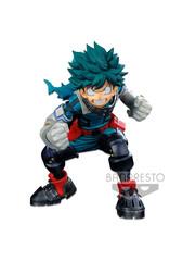 Banpresto My Hero Academia - Izuku Midoriya - Colosseum Modeling Academy - Super Master Stars Piece PVC Statue 18 cm