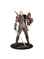 McFarlane Toys The Witcher 3 Wild Hunt - Statue d'action - Geralt 30 cm