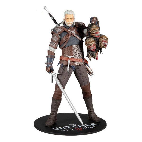 McFarlane Toys The Witcher 3 Wild Hunt - Action Figure - Geralt 30 cm