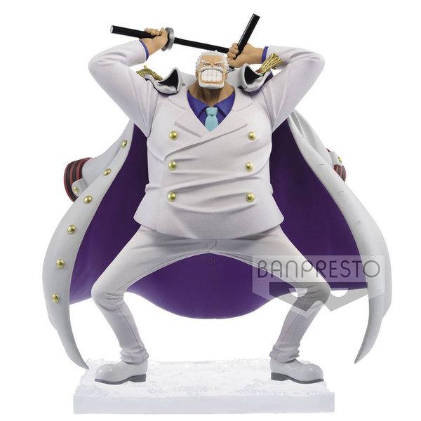 Banpresto One Piece - Monkey D. Garp - magazine PVC Statue - A Piece Of Dream  16 cm