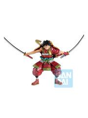 Bandai One Piece - Armor Warrior Luffytaro - Ichibansho PVC Statue - 20 cm
