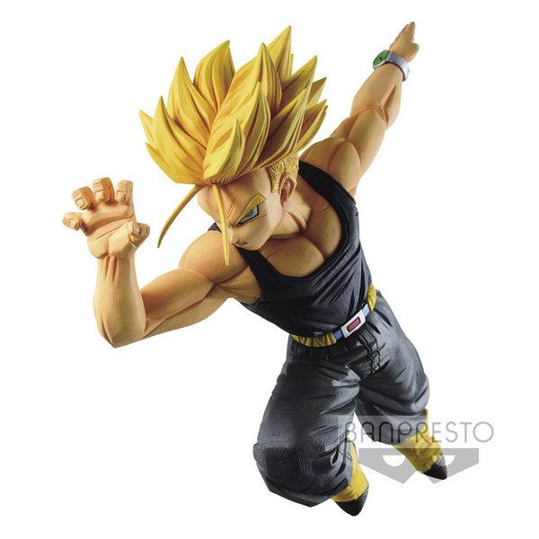 Banpresto Dragon Ball Z - Super Saiyan Trunks - Match Makers Statue - 15 cm