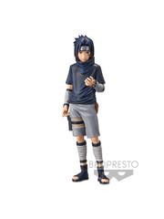 Banpresto Naruto Shippuden - Uchiha Sasuke #2 - Grandista nero PVC Statue  24 cm