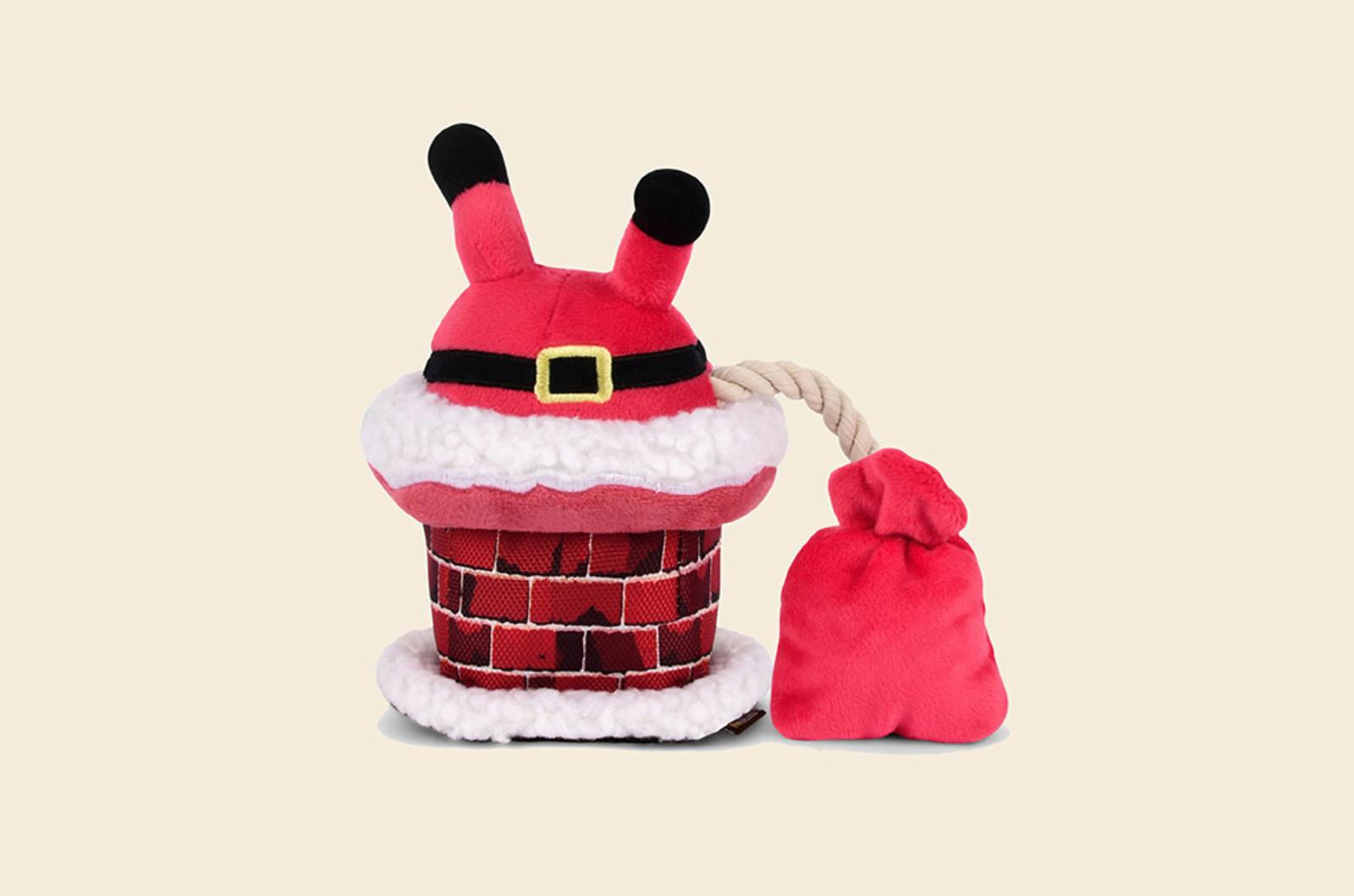 Merry Woofmas |  Onhandige Kerstman