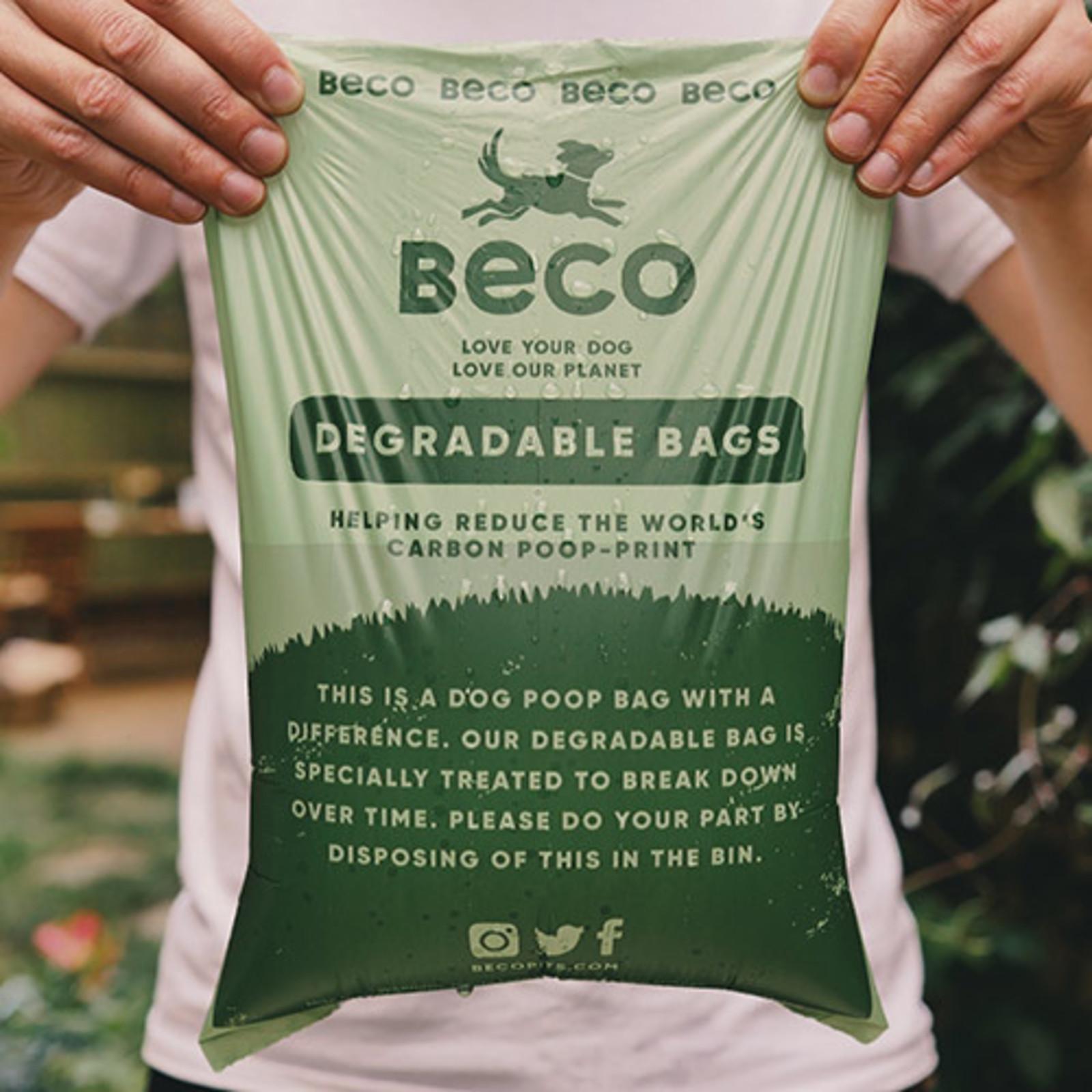 Beco Bags | Milieuvriendelijke Poepzakjes Muntgeur