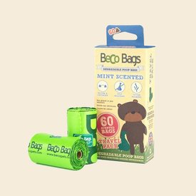 Eco-Friendly Poop Bags  |  Mint Scented