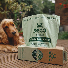 Eco-Friendly Poop Bags |  Mega Dispenser