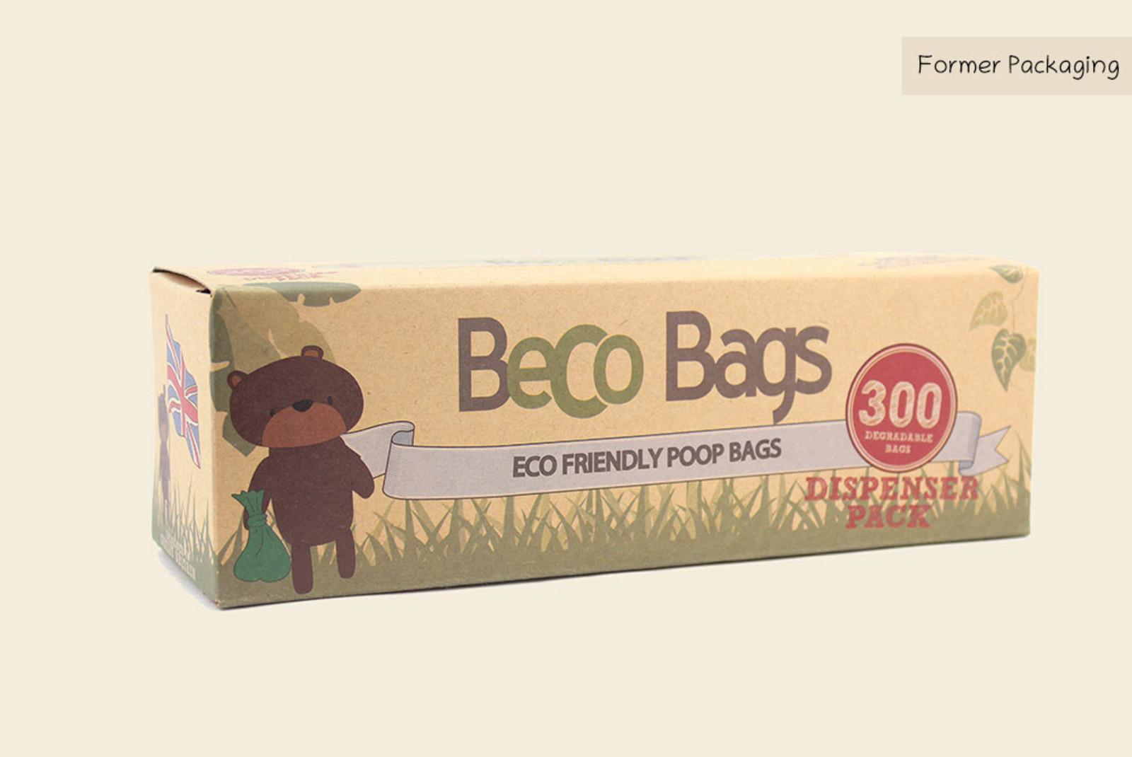 Beco Bags | Milieuvriendelijke Poepzakjes  |  Mega Dispenser