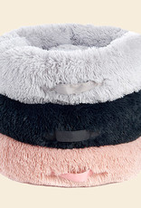 Fluffy Donut Mand | Grijs - Copy