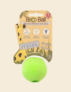 Treat Ball Natural Rubber
