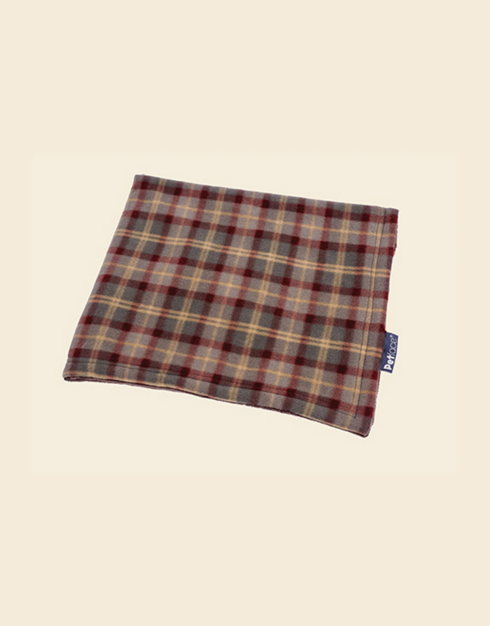 Country Check Soft Blanket