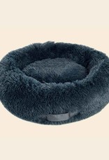 Fluffy Donut Bed Dogs | Antracite