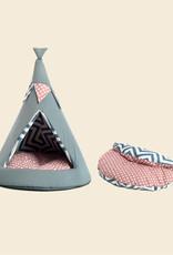 Teepee Tent Cat Basket
