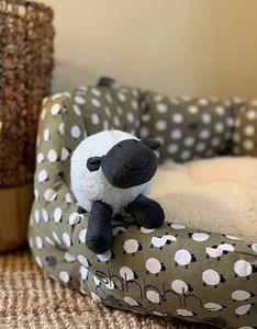 Sleepy Sheep Snuggle Bed