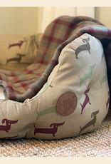 Soft Snuggle Bed Dachshund