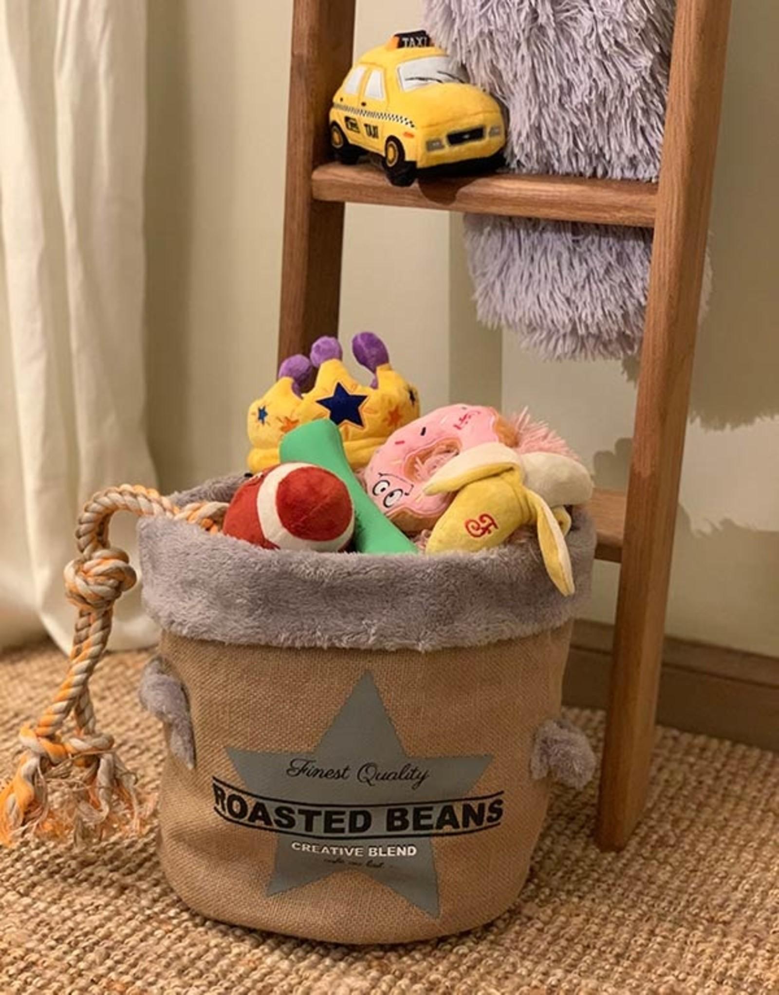 Mandje voor Speelgoed | Roasted Beans